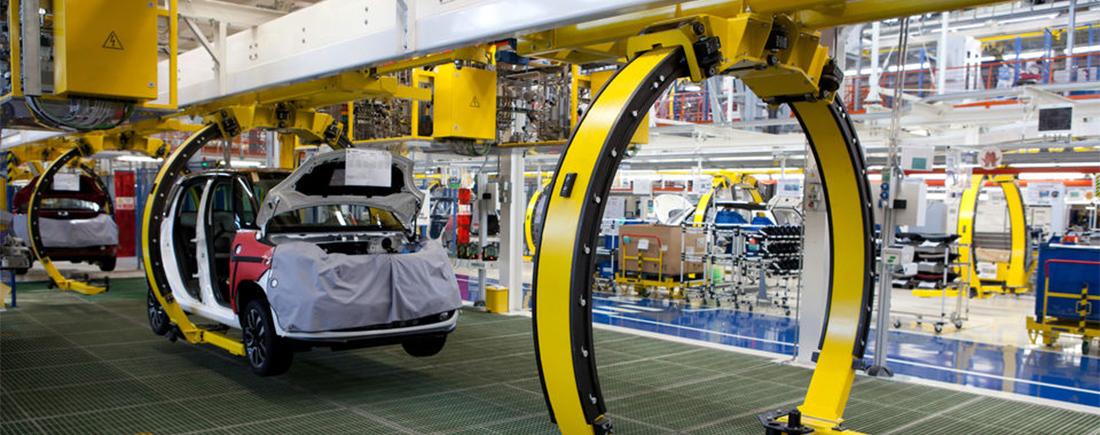 Drehantriebe im Automobilbau