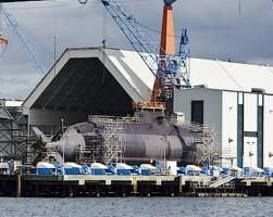 Drehantriebe in der Schiffbaubranche