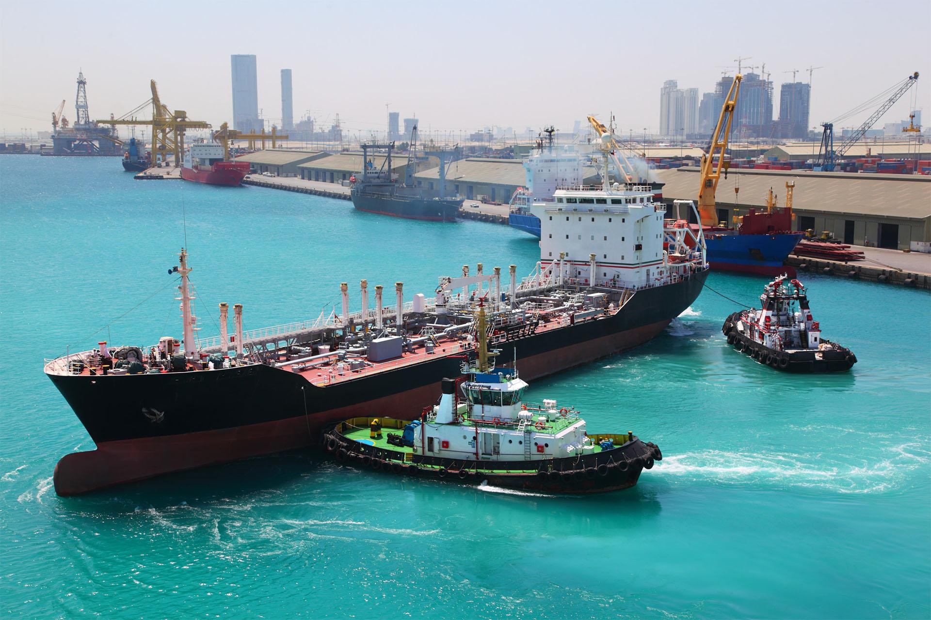 Schiffbau mit Baureihe ASM